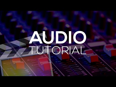 How To Fix And Edit Audio In Final Cut Pro X
