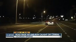 2 arrested after YouTube video captures road rage incident in Colorado Springs