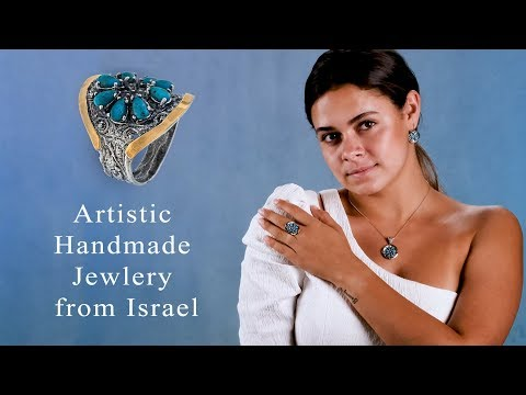 Sterling Silver And Gold Ring💍Factory SIMENDA® Israel🇮🇱.