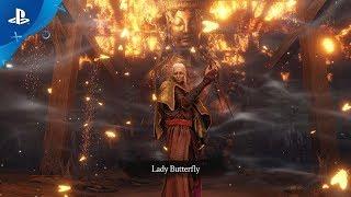 Sekiro: Shadows Die Twice | Lady Butterfly | PS4