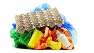 Как сделать фото мусора и пластика сочнее в Adobe photoshop