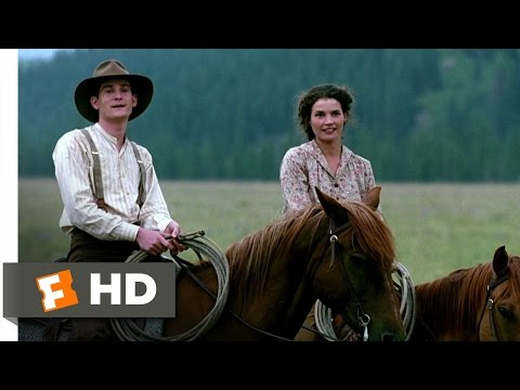 Susannah at the Ranch  Legends of the Fall 28 Movie  1994 HD
