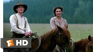 Susannah at the Ranch - Legends of the Fall (2/8) Movie CLIP (1994) HD