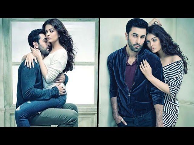Aishwarya Rai & Ranbir Kapoors BOLD Shoot | Too HOT To Handle