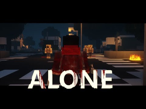 ALONE - Episode 0 - Prologue -  (Minecraft Zombie Roleplay)