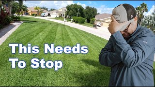 Stop The Attacks In The Lawn Care Community