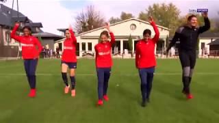 FABIENNE CARAT VS PSG FOOT sur beiN Sports dans Happy Sports