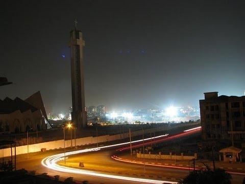 Night Car Racing - Abuja Nigeria