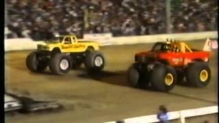 TNT Monster Truck Challenge 1990 West Lebanon Race 2 (TuffTrax)