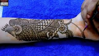 Most Stunning EID Special Henna Mehndi for Hands