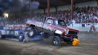 Truck Pull Fail #2