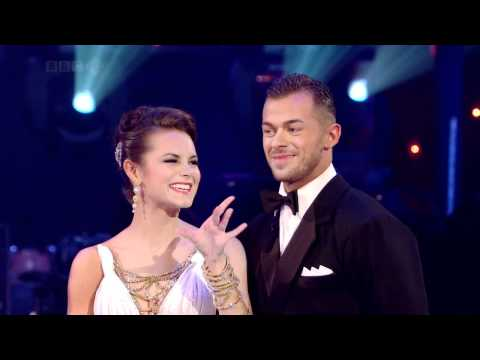 Kara Tointon & Artem Chigvintsev - Foxtrot - Strictly Come Dancing - Week 2 - Long Edit