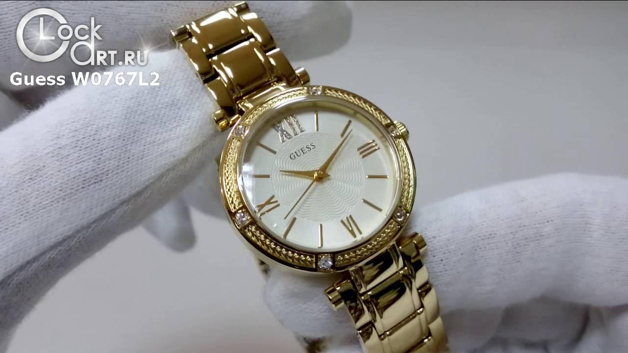 Женские часы Guess W0767L2 Женские часы SOKOLOV 111.01.00.000.02.03.3
