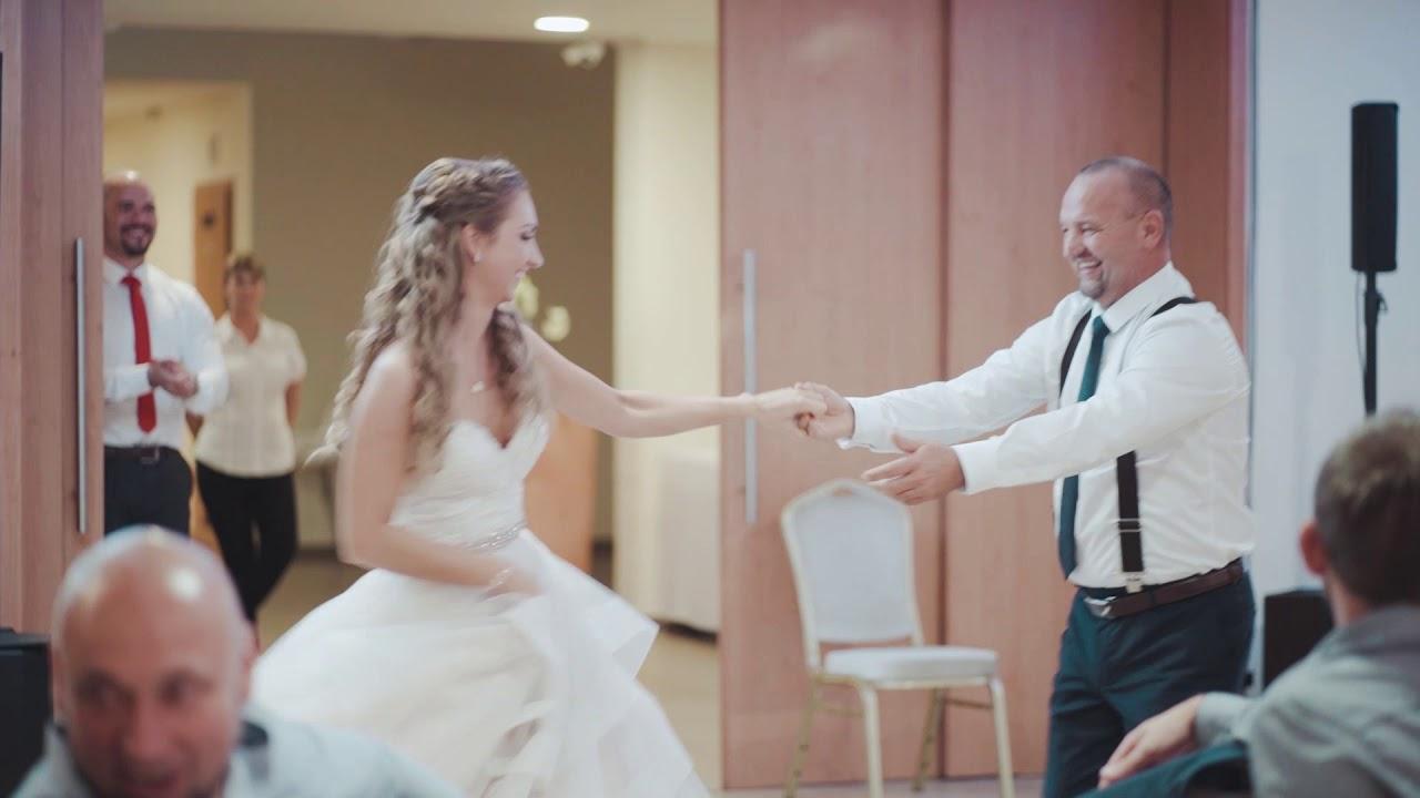 Modern apa-lánya esküvői táncdalok