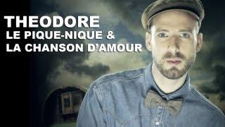 """Théodore le chanteur - """"Le pique-nique"""" & """"La chanson d'amour"""" (Double clip)"""