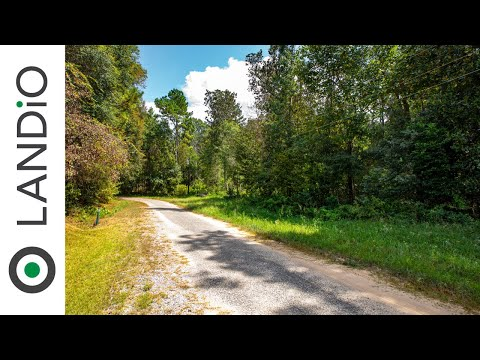 SOLD By LANDiO • Land In Texas • Wooded Lot Bordering Big Thicket National Preserve
