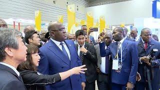 La RDC et le Japon veulent tirer les fruits d'une coopération renforcée