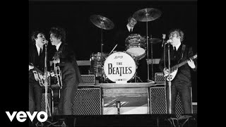 The Beatles - You Can't Do That (Live at The Boston Garden)