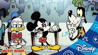 Mickey Mouse Shorts - Tapped Out | Official Disney Channel Africa