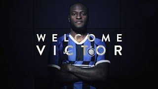 #WELCOMEVICTOR | VICTOR MOSES | Inter 2019/20 🇳🇬⚫🔵