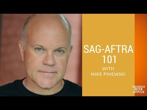 All About SAG-AFTRA with Mike Pniewski