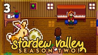 A Cure for Creativity! | Stardew Valley Let's Play • Season Two! - Episode 3