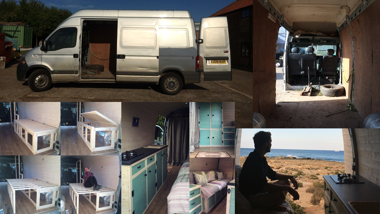 How Much Did My Van Conversion Cost