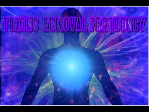 Toxins Removal Frequency - Future-Channeled Binaural Beat