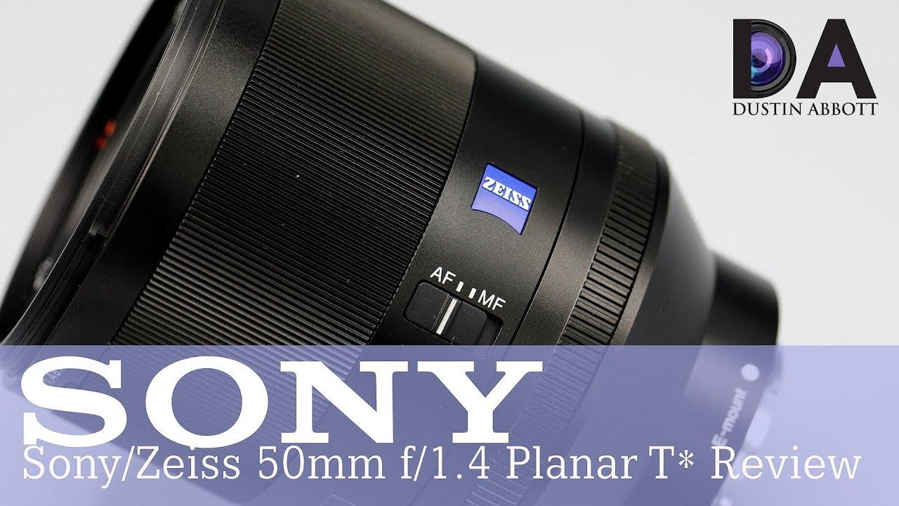 2ddd0fbf905b1 Sony Zeiss 50mm f 1.4 Planar T    Final Review   4K - YouTube