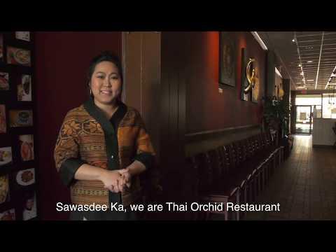Thai orchid restaurant  @ Moorhead Center Mall