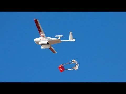 Ghana launches biggest Medical Drone Delivery System