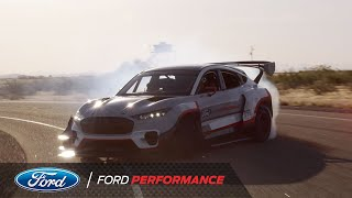 Mustang Mach-E 1400: A No Rules, All-Electric Power Project | Ford Performance