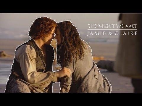 The Night We Met | Jamie & Claire [+3x13]