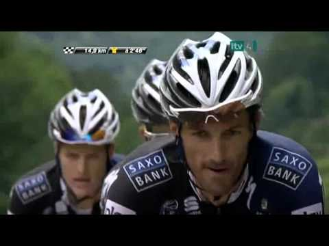 2010 Tour de France Stage 17 Highlights