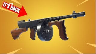 Drum Gun Back In Game || Fortnite : India || Use Code - JRG