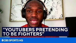 Kamaru Usman on Fighting Logan or Jake Paul: