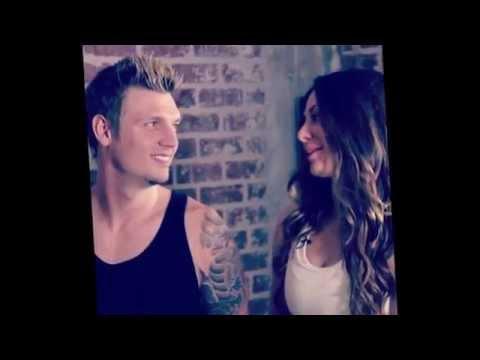 ♥ Nick Carter and Lauren Kitt Carter ♥ History of love ♥ music ( tu me cambiastes la vida )