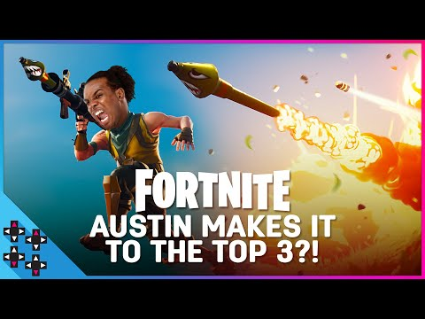 FORTNITE: MY BEST GAME EVER! (Powered by GFuel!) - UpUpDownDown Plays