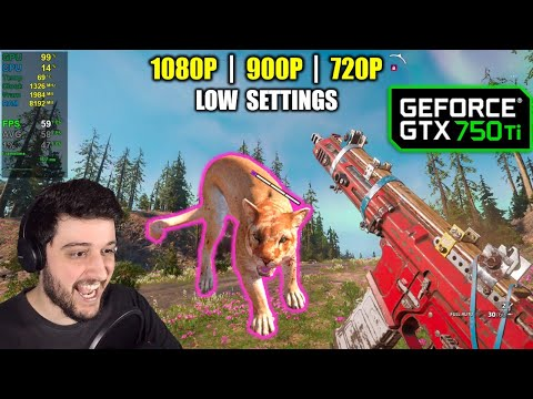 GTX 750 Ti | Far Cry New Dawn - JACK IS HERE?! |