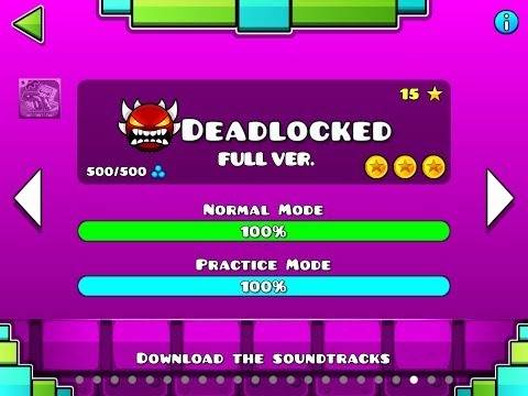 Deadlocked Full version id on desrciptcion