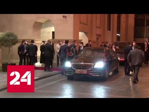 Алиев и Эрдоган подписали декларацию о союзнических отношениях - Россия 24 