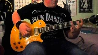 Black Stone Cherry - Lonely Train (Guitar Cover w/Solo)