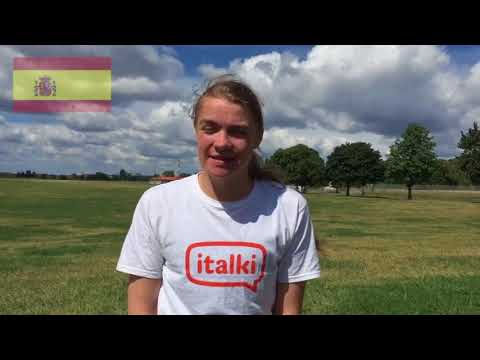 Learn Esperanto and  French with Angel on italki