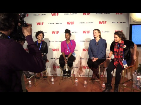 Stella Artois and Women In Film present The Road to 50/50 Panel moderated by Deadline at Sundance