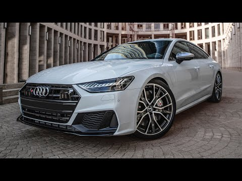 2020 Audi S7 Sportback video will make you ignore it's diesel
