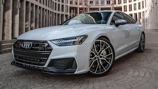 FINALLY! 2020 AUDI S7 SPORTBACK! Are AUDI totally crazy or genius? The V6T TDI with mild hybrid!
