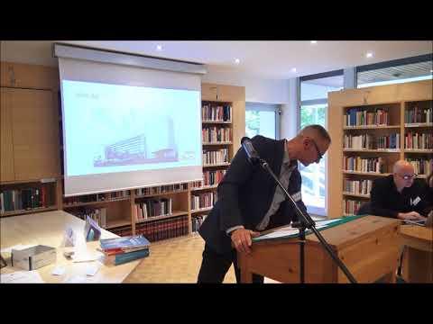Professor Hans Lauge Hansen and Professor Anna Bull - On agonistic museums