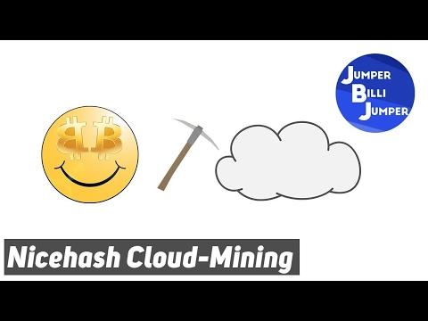 Bitcoin Mining deutsch - Nicehash Cloud Mining - profitables Mining