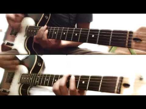 D'masiv - manusia tak berharga - cover gitar