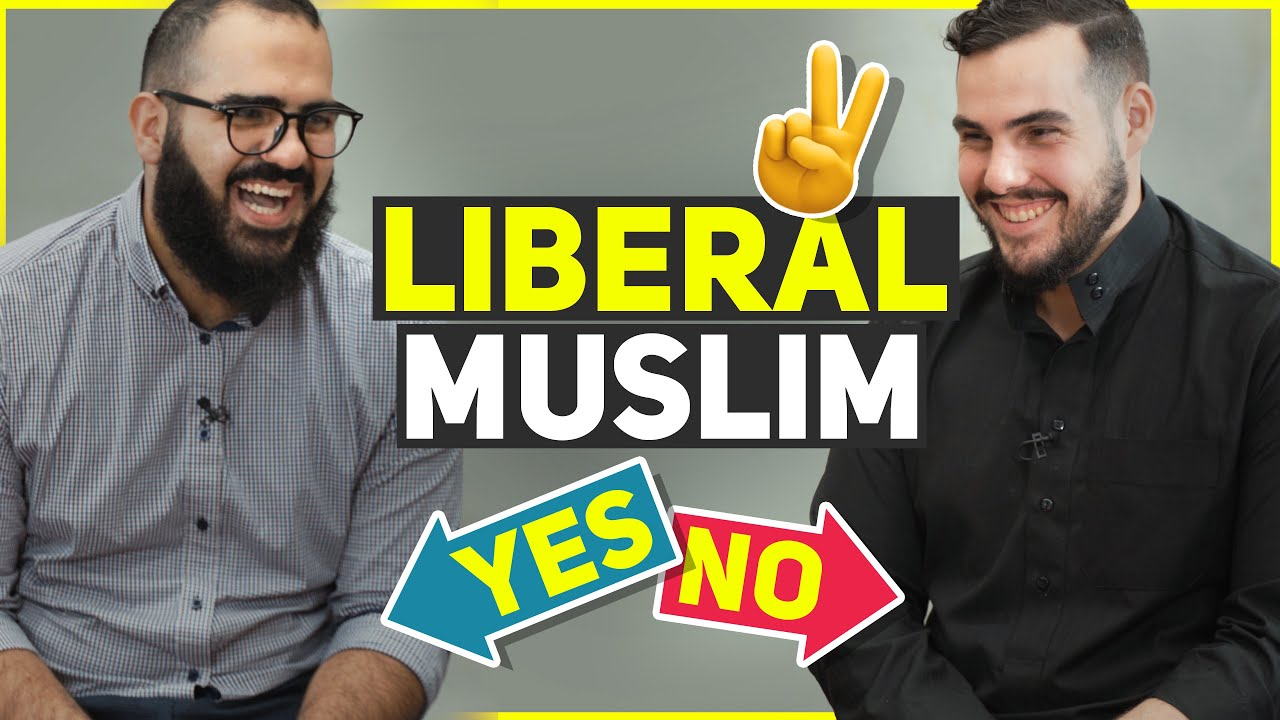 Do you feel pressured to be a liberal Muslim? (Open Up)
